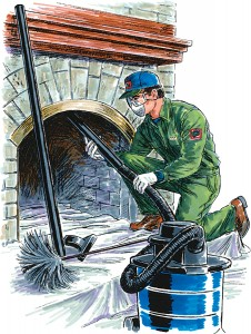 Answering Service for Chimney Sweeps