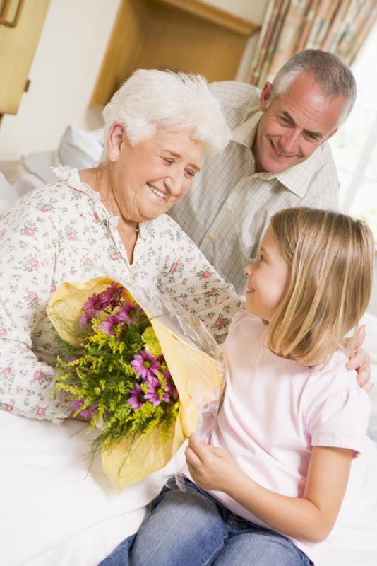 Как сделать приятно дедушке
