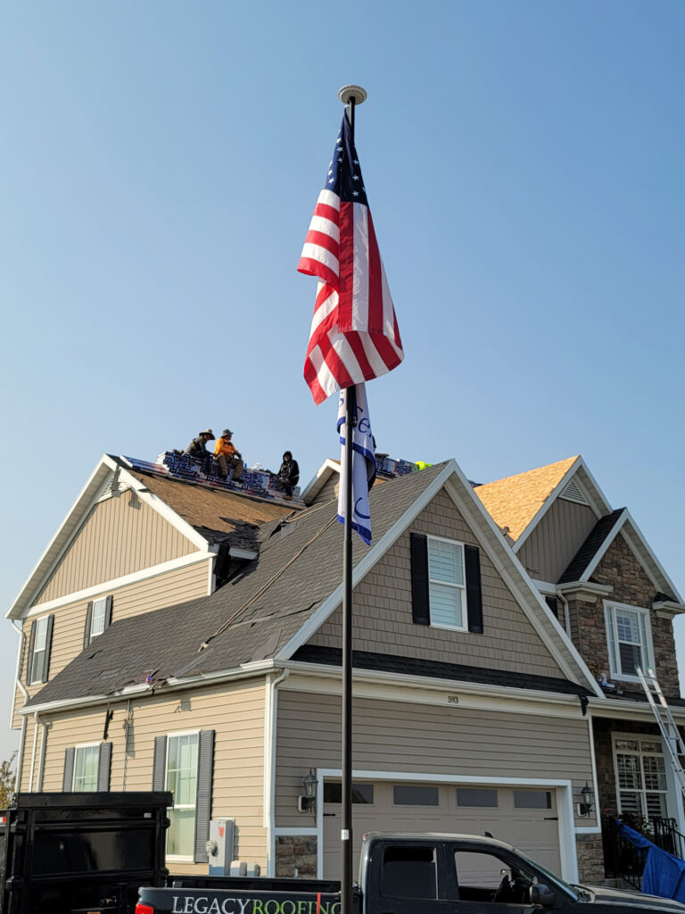 Roofing Contractor Answering Service